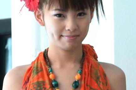 Hikaru Ayuhara is an amazing Japanese girl