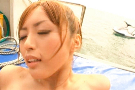 Yuu Namiki Hot Asian babe likes sex