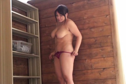 Hot MILF in a passionate outdoor session