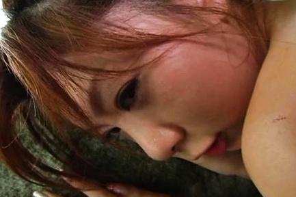 Aki Katase Japanese milf in POV  outdoor scenes