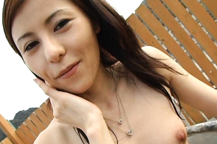 Aya Tanaka Asian model gives sweet sex