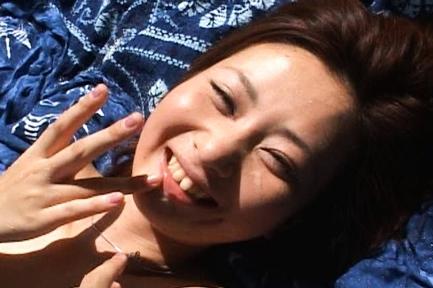 Ai Hanzawa Sweet Japanese doll