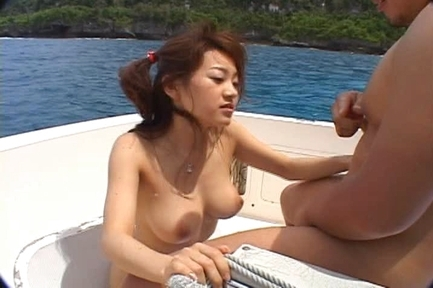 Karin is an amazing Asian babe